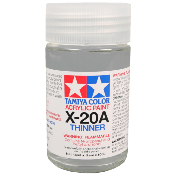 Tamiya Acrylic Paint Thinner 46ml