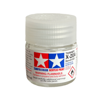 Tamiya Acrylic Paint Thinner 10ml