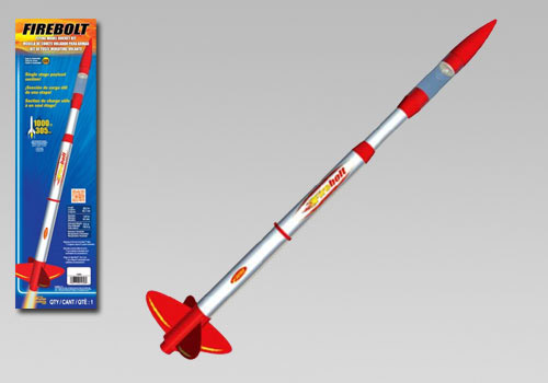 Firebolt Rocket Kit. Easy to Assemble