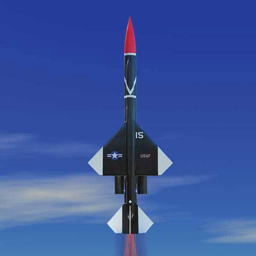 "1.6"" Mini Bomarc Rocket Kit"