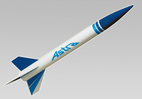 Astra 1 Model Rocket Kit