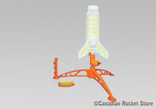 Water Rocket Launch System