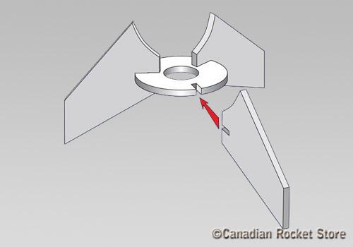 Quest aerospace Water Rocket Single Kit