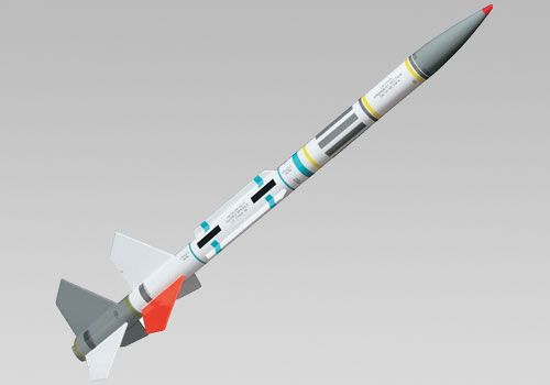 Navaho AGM Model Rocket Kit