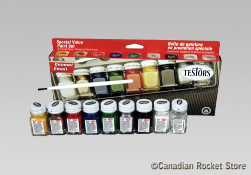 Promotional Paint Set. Gloss (8 colors)