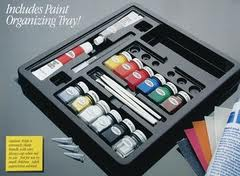 Model Finishing Set with Gloss Enamels